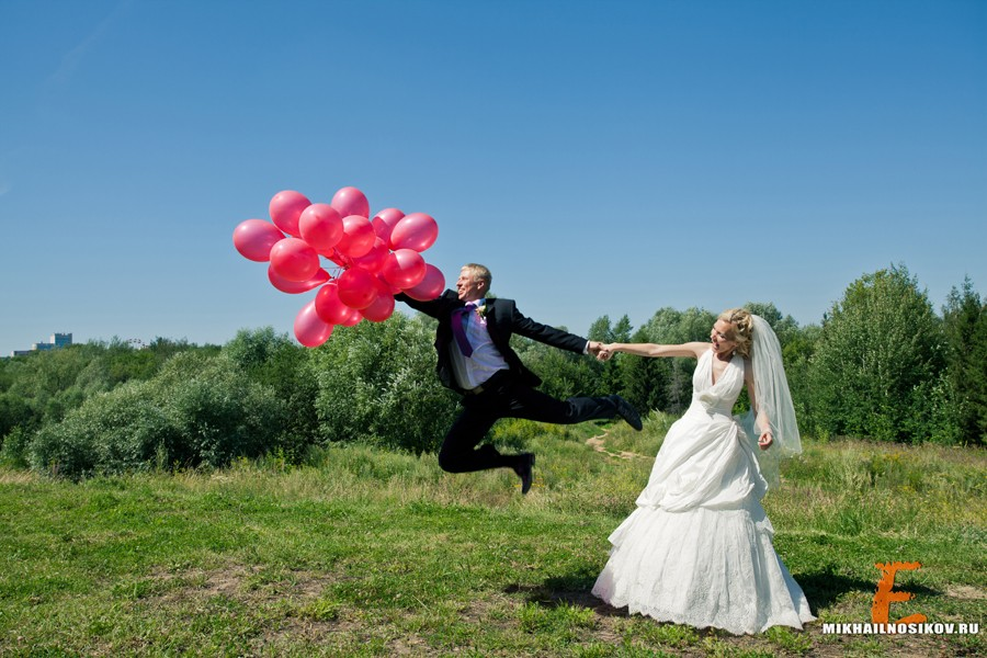 Андрей и Даша. Свадьба