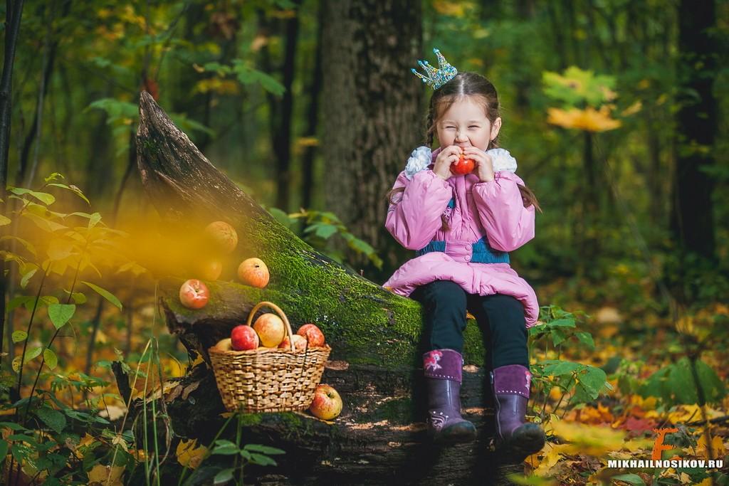 Детская фотосессия - фотограф Михаил Носиков