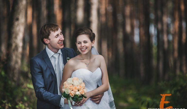 Виктор и Екатерина. Свадьба в Шумерле