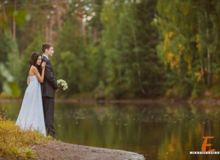 Алексей и Инесса. Свадьба