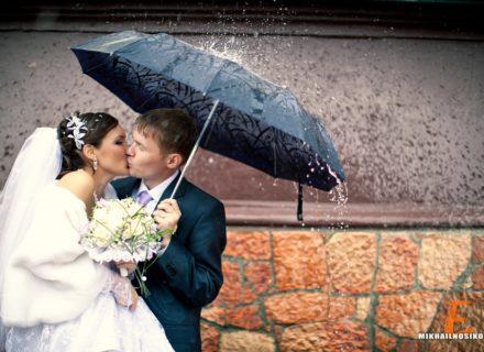 С годовщиной свадьбы, Павел и Юлия!