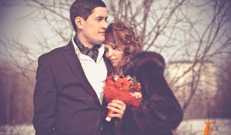 Денис и Татьяна. Нежный февраль