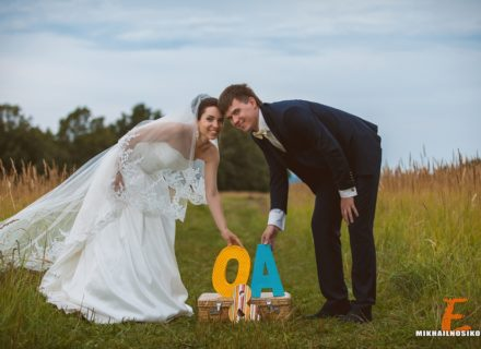 Идеальная свадьба. Алексей и Ольга.