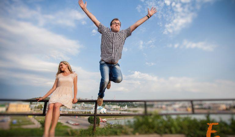 Дмитрий и Татьяна. Годовщина свадьбы