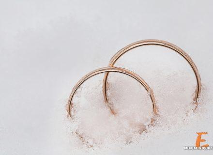 Плюсы зимней свадьбы