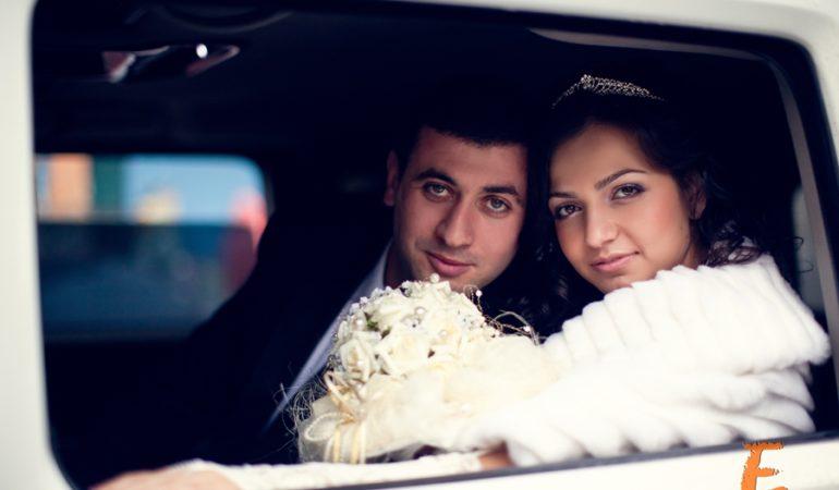 Армянская свадьба. Гурген и Рузанна