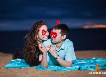 Love Story — Вечер на двоих. Дмитрий и Татьяна.