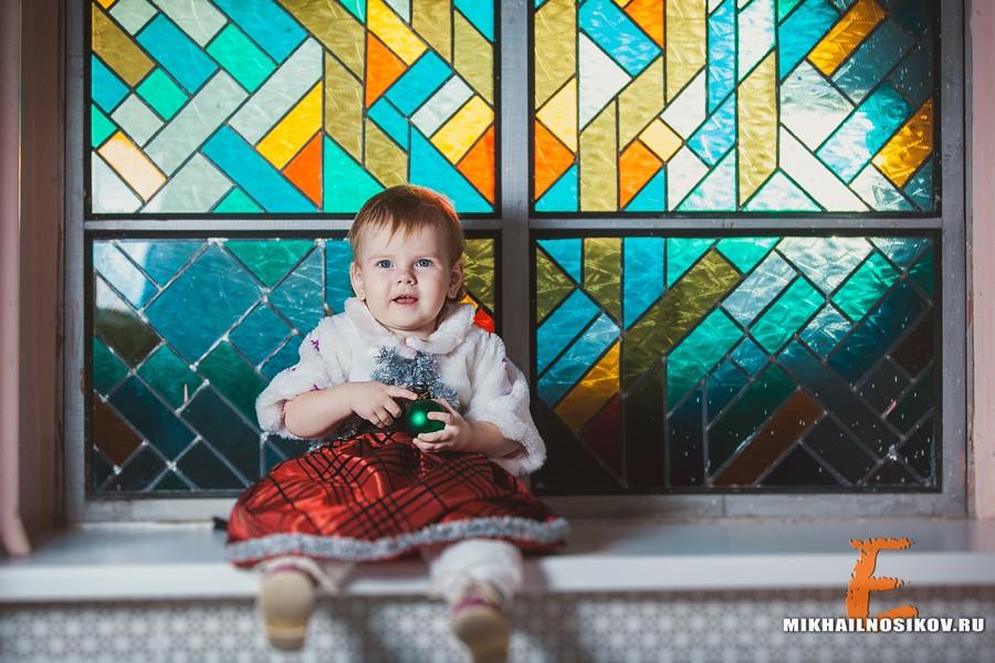 Детская фотосессия. Фотограф Михаил Носиков