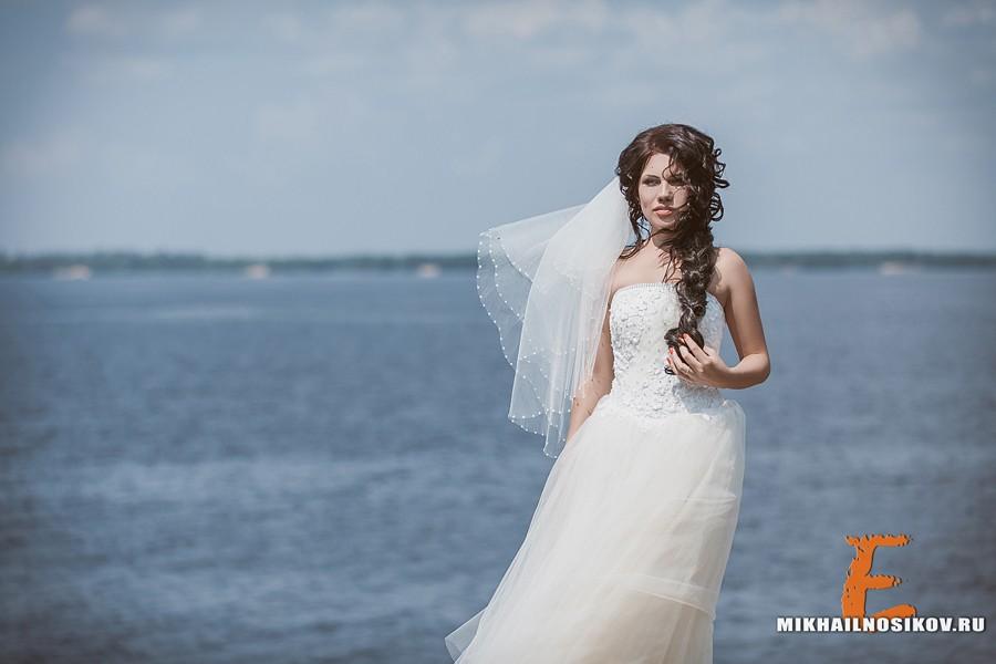 Андрей и Анастасия. Июнь 2013 - свадебный фотограф Михаил Носиков