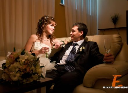 Владимир и Ольга. Свадьба