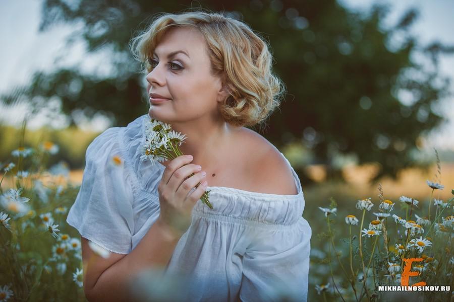 Красивая и летняя Ирина