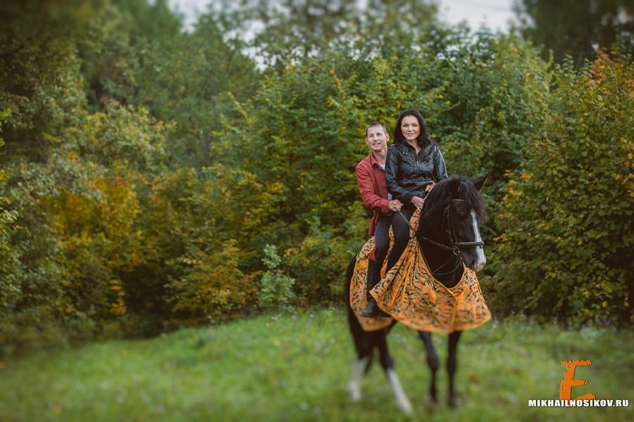 Осенняя любовь - Love Story фотосессия