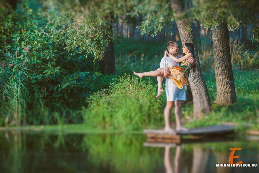 Денис и Ирина. Радость любви. Love story