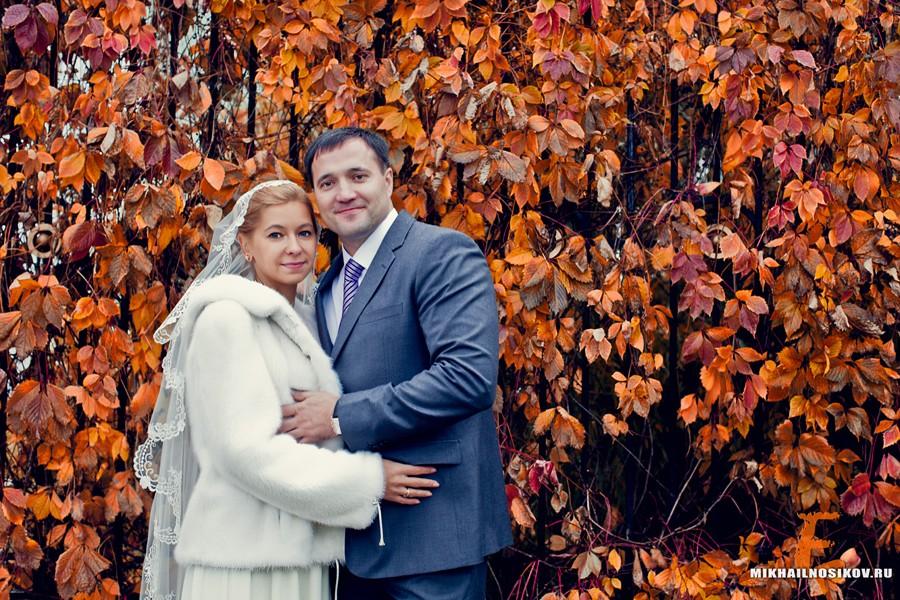 Алексей и Татьяна. Венчание