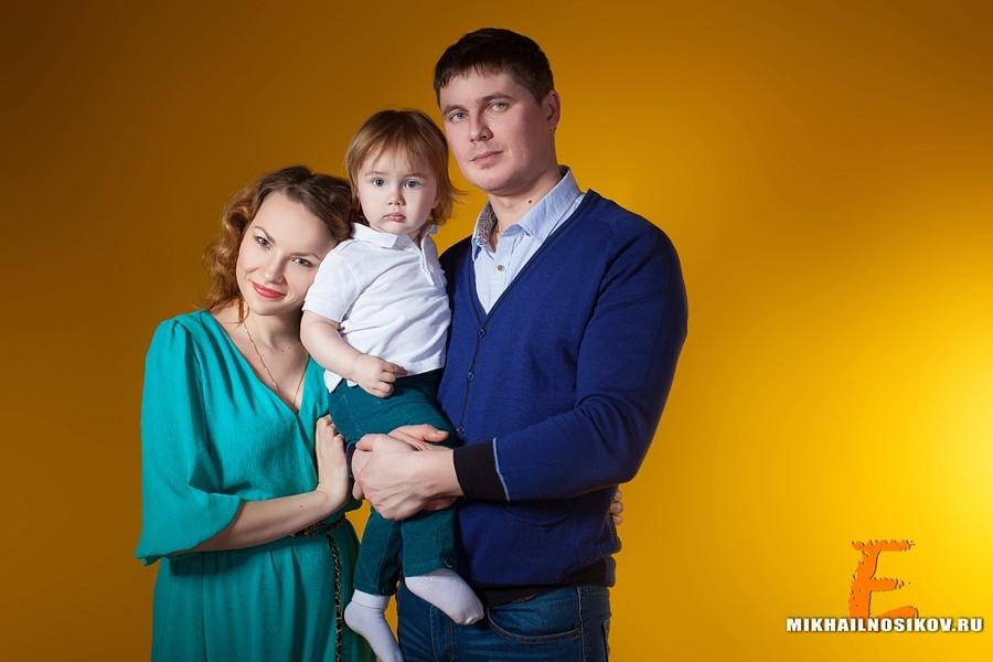 Фотосессия в студии, фотограф Михаил Носиков