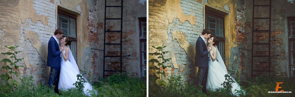 Обработка фотографий - До ПОСЛЕ