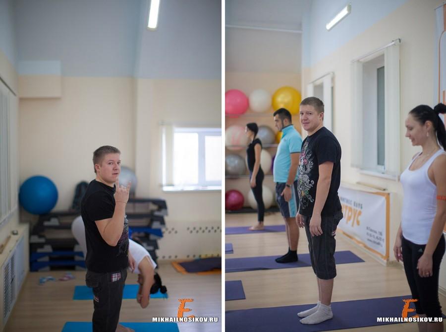 Проект Фитнес со звездой от клуба Цитрус