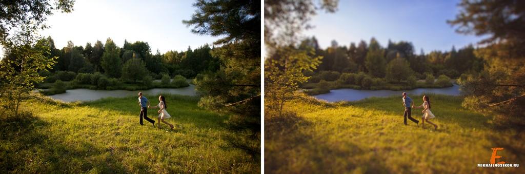 Обработка фотографий - почему так долго