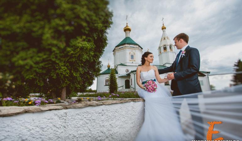 Евгений и Марина. Свадьба