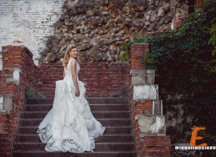 Сергей и Ольга. Свадьба в зАмке или мечта, ставшая реальностью