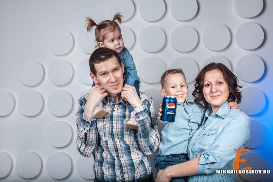 Что одеть на семейную фотосессию?