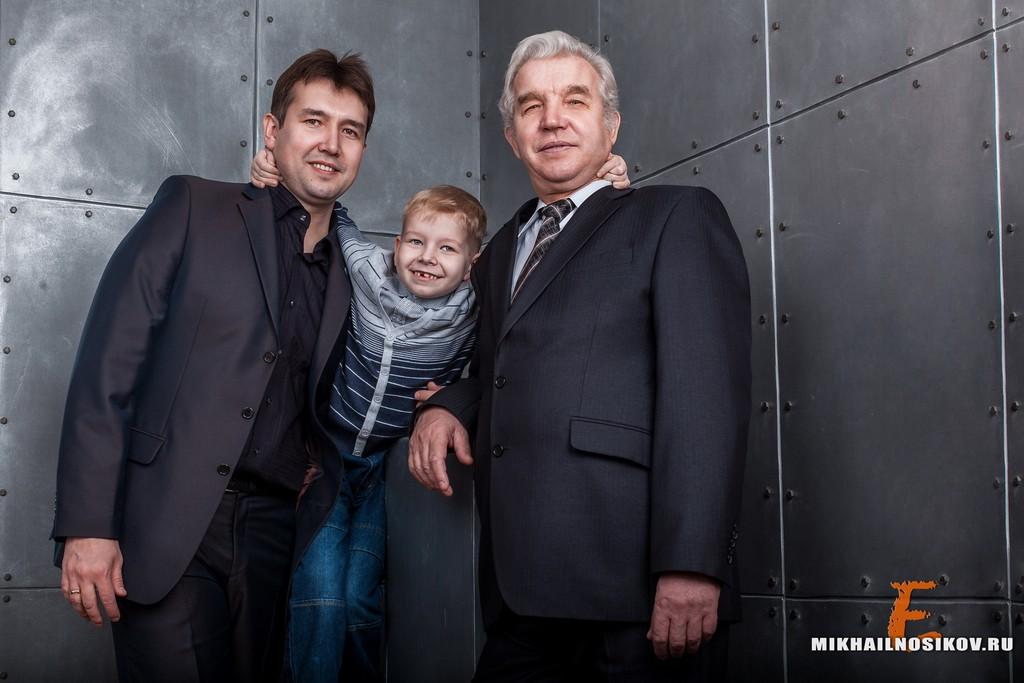 Семейный фотограф Михаил Носиков