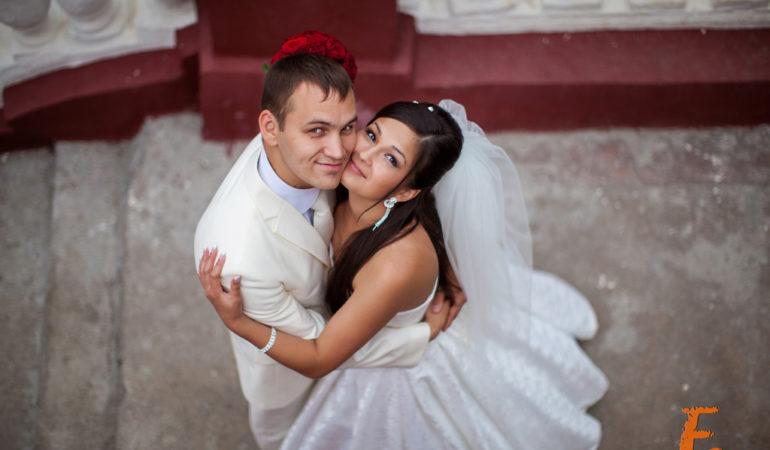 Свадебная фотосессия Александра и Ольги