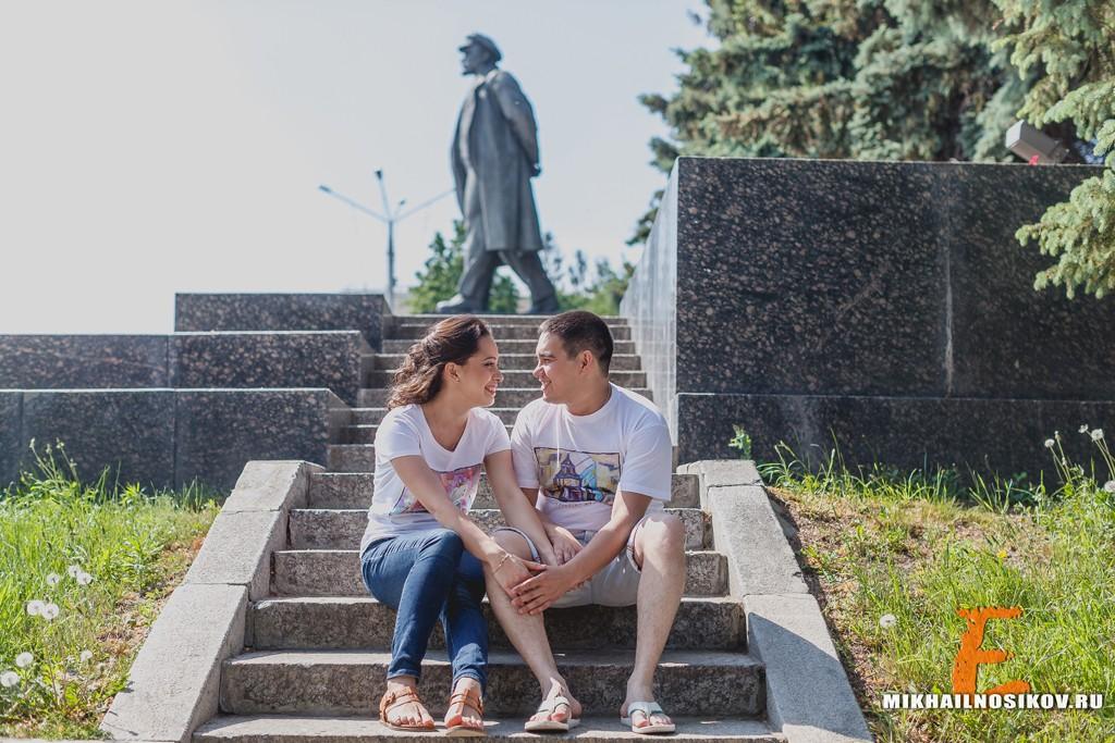 Love story фотосессия Чебоксары