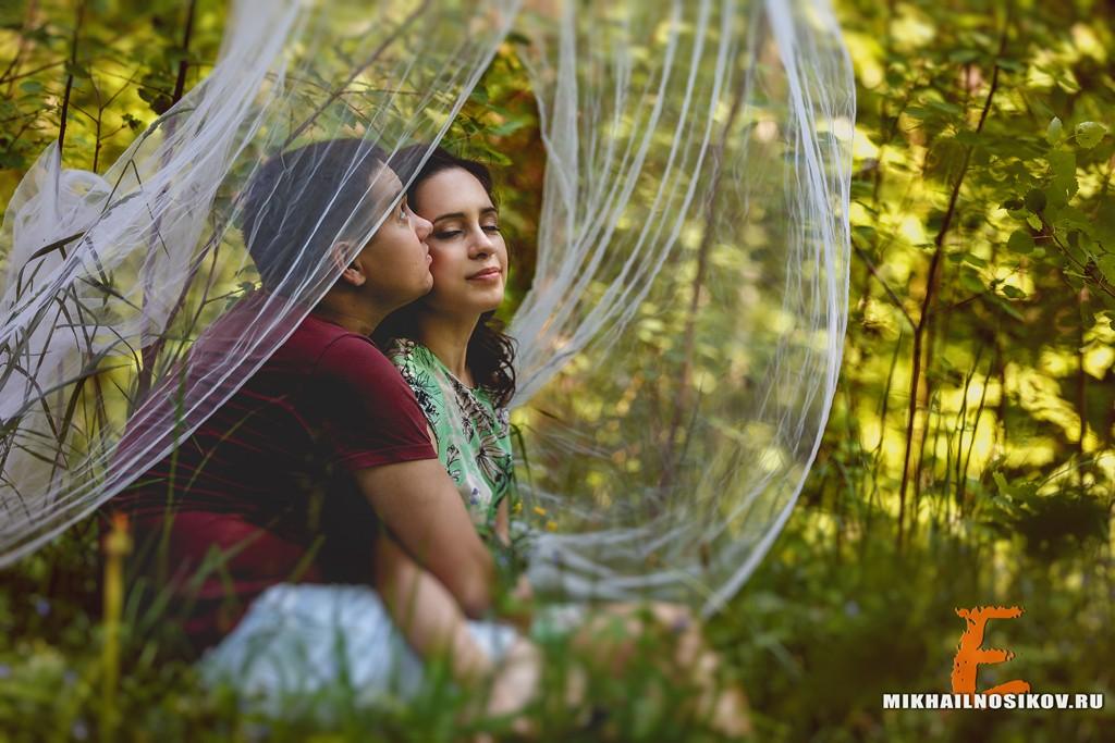 Love story фотосессия в Чебоксарах