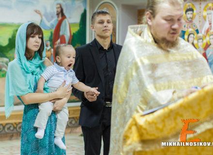 Крещение фото и видео