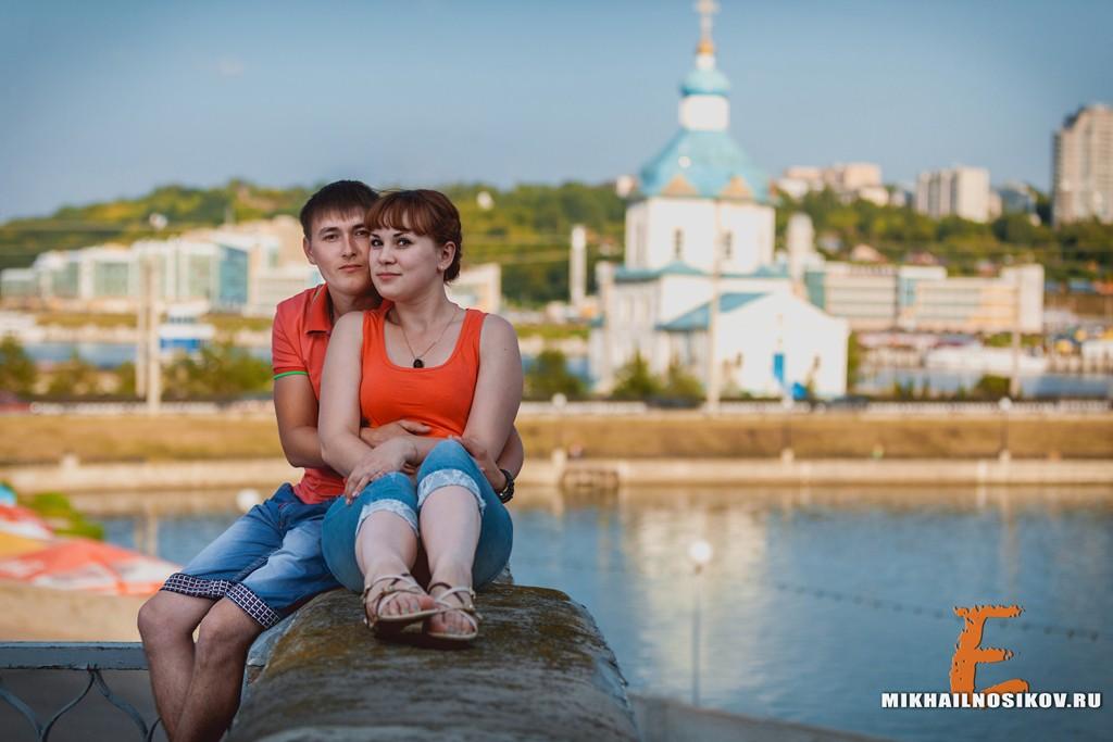 Городская love story