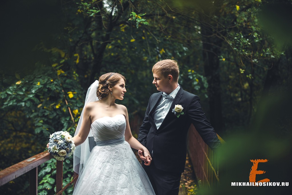 Свадебная фотосессия.