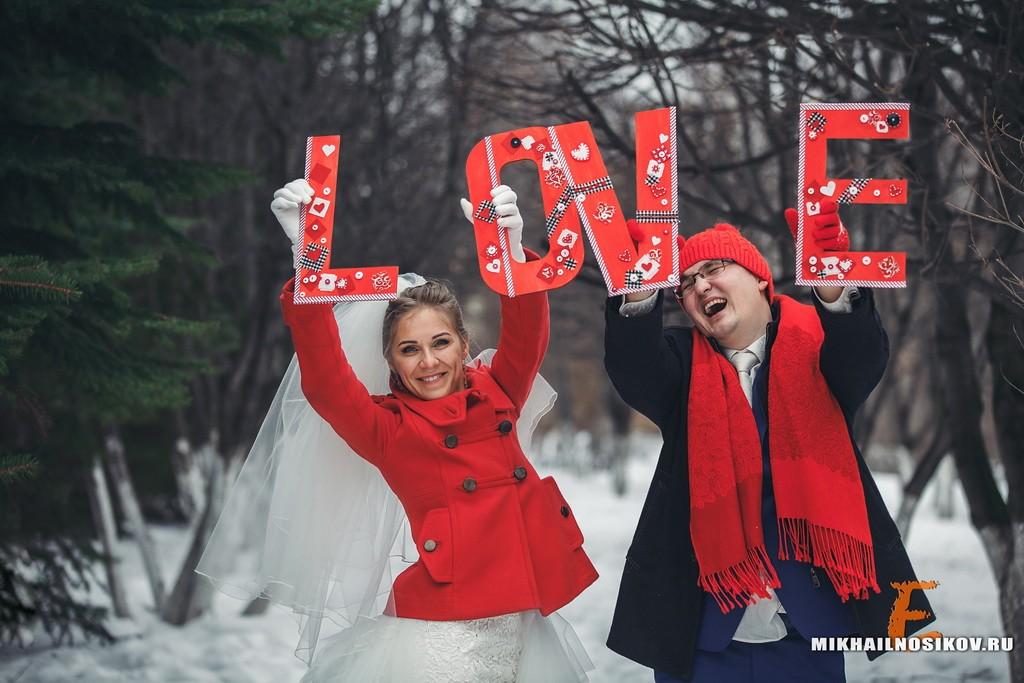 Михаил Носиков - свадебный фотограф