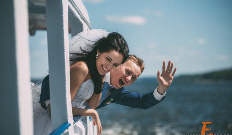 Свадебный день. Евгений и Алена