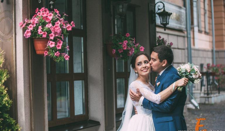 Летняя свадьба. Юрий и Марина