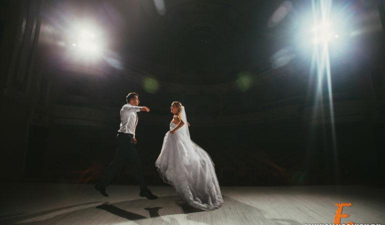 Музыкальная свадьба. Андрей и Ольга