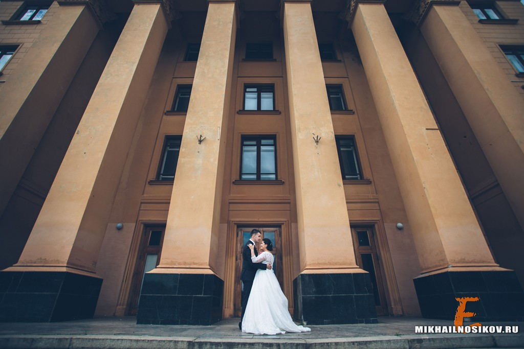 Алина и Артур - свадьба в Чебоксарах