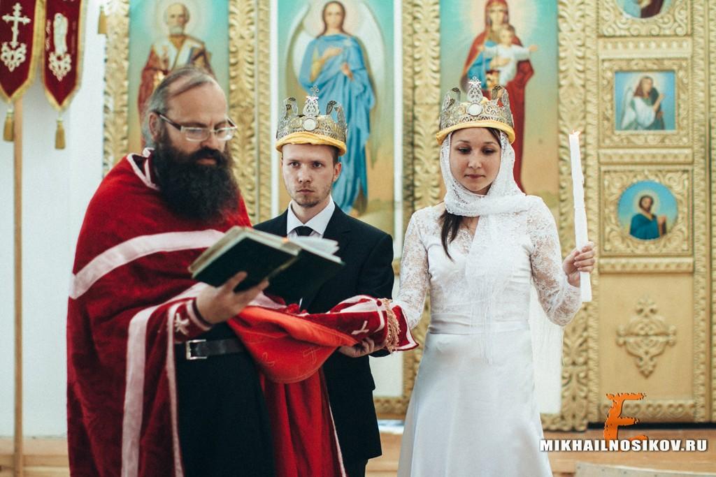 Таинство венчания фото и видеосъемка