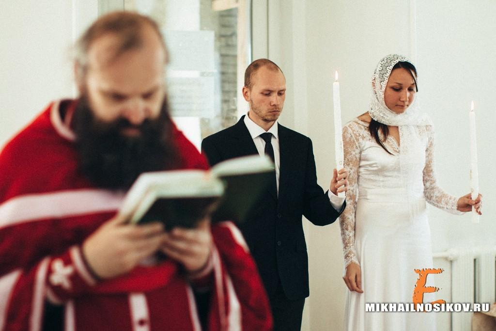 Венчание фотосессия