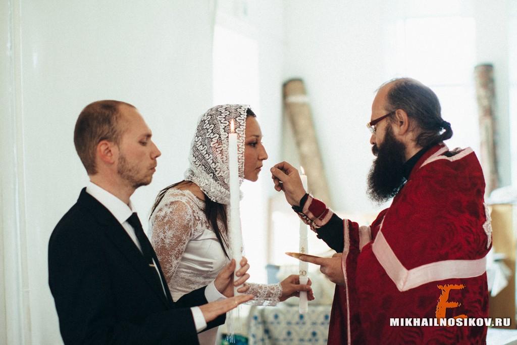 Фотосессия венчания