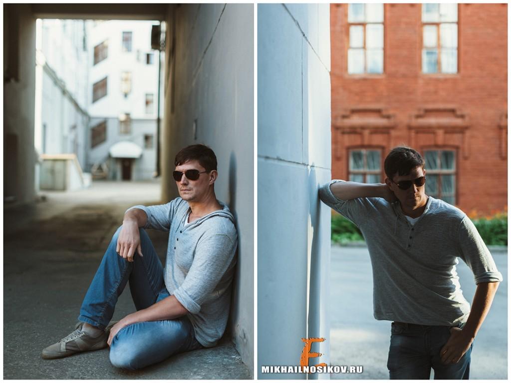 Степан - мужская фотосессия