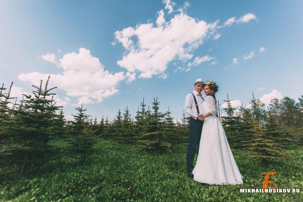 Свадебная фотосессия Чебоксары