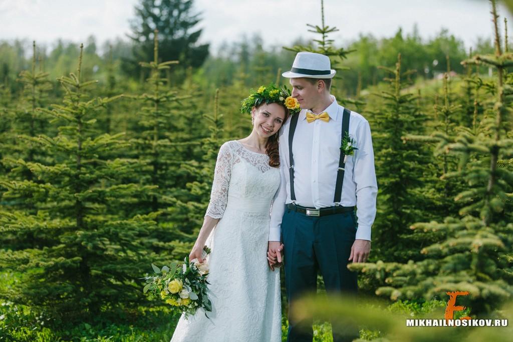 Свадьба Александра и Анастасии
