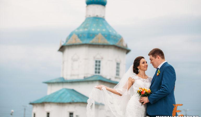 Свадебная фотосессия Ромы и Даши