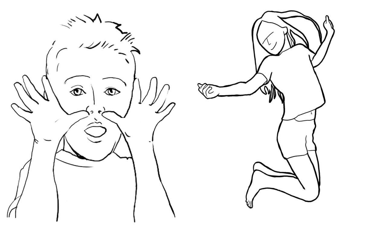 Позирование на детской фотосессии