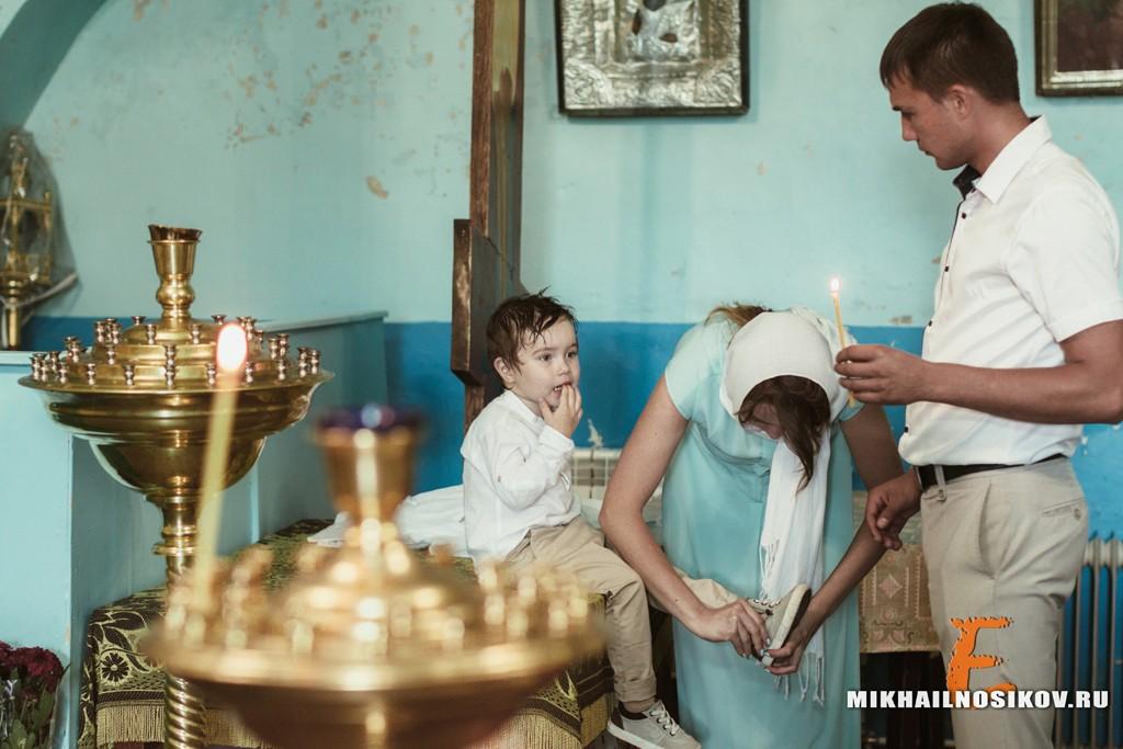 Крещение фото
