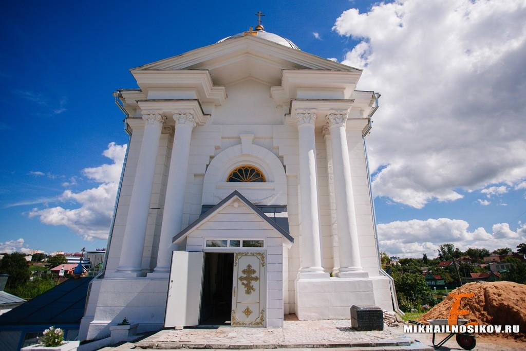 Церковь Иоанна Кронштадтского (г. Чебоксары)