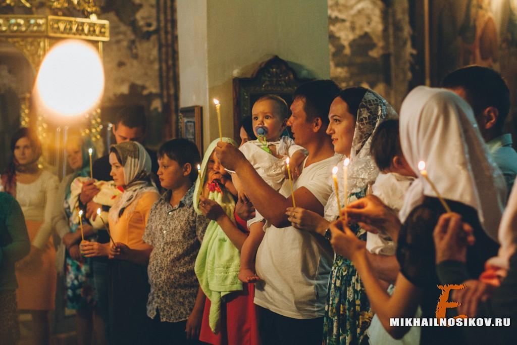 Крещение фото Чебоксары