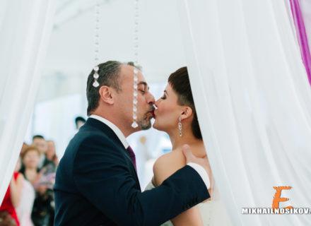 Дмитрий и Лира. Выездная регистрация и банкет