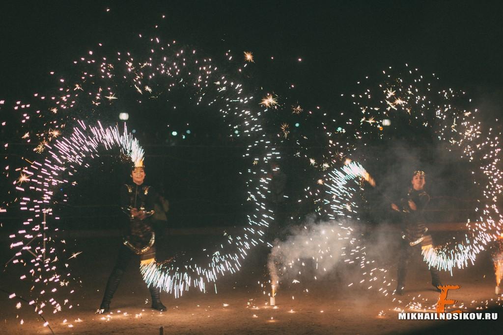 Огненное шоу Чебоксары